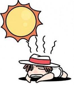 熱中症 予防対策