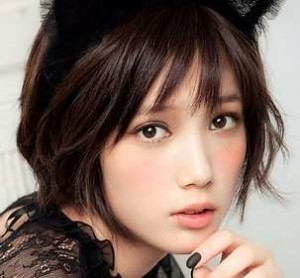 本田翼の髪型がかわいい!すっぴ...