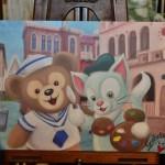ディズニー 新キャラ 猫 ジェラトーニ ダッフィー ストーリー