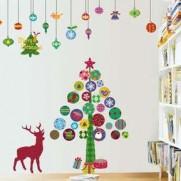 クリスマスツリー 自宅 手作り 壁面飾り 壁飾り おすすめ おしゃれ