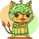 妖怪ウォッチ キャラクター弁当 キャラ弁 メロンニャン