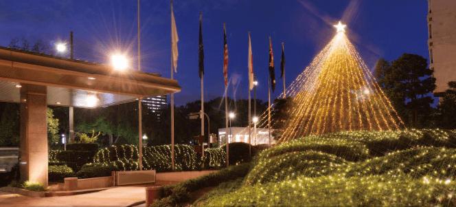 帝国ホテルインペリアルクリスマス2016