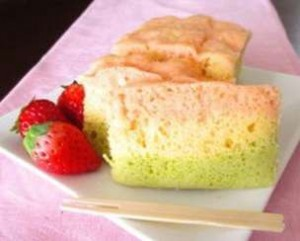 ひな祭り 人気 ケーキ レシピ 作り方 菱餅 手作り ひし形 おすすめ 蒸しパン