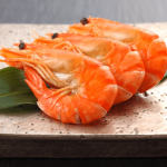 おせち料理二の重の食材海老(えび)