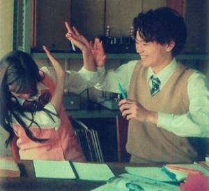雑誌セブンティーンの企画でデートした新川優愛と菅田将暉