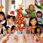 クリスマスパーティー子供向け企画!飾り付けや服装(衣装)も!