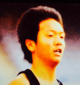 中学生時代に陸上部でジュニア五輪大会に出場した敦賀気比高校投手・平沼翔太