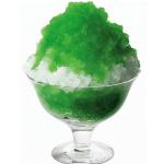 かき氷シロップおすすめ人気ランキング第3位のメロン味