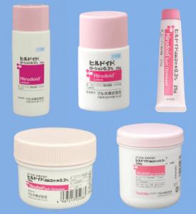 皮膚科で処方されるニキビやアトピーや乾燥肌に効果のあるヒルドイド