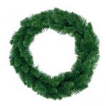 緑色のクリスマスリース