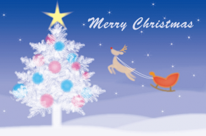 クリスマスカードメッセージ日本語例文!彼氏彼女(恋人)や片思い