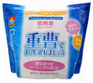 換気扇掃除のおすすめつけおき洗剤の重曹で手作りの洗剤
