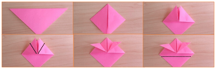 簡単 折り紙:うさぎ 折り紙 折り方 簡単-divulgando.net